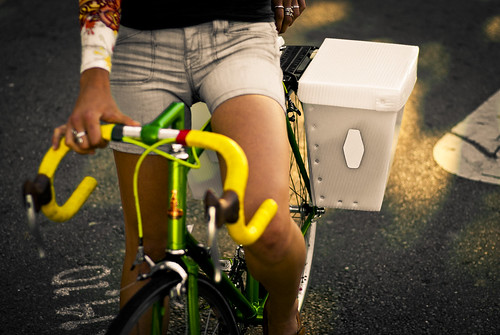 Donkey Boxx Bicycle Pannier