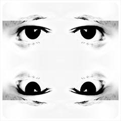 Regards (Magikphil) Tags: camera girls portrait art home apple closeup contrast portraits studio sens europe exposure shoot photographie suisse expo image noiretblanc action lumire hiver compo double nb minimal reflet silence montage styles shooting express amateur enfant janvier soeur ch glace amies magie vd montes iphone toucher vaud 2011 harmonia sensualit iphone4 iphonography phonographer iphoneography iphonographer iphonographie iphoneographie fxphotostudio magicphil magikphil decim8 phoneographer phoneographie montesphilippe magicphilch