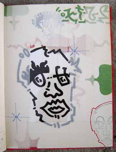 Sketchbook #6 - June 2000 - November 2000