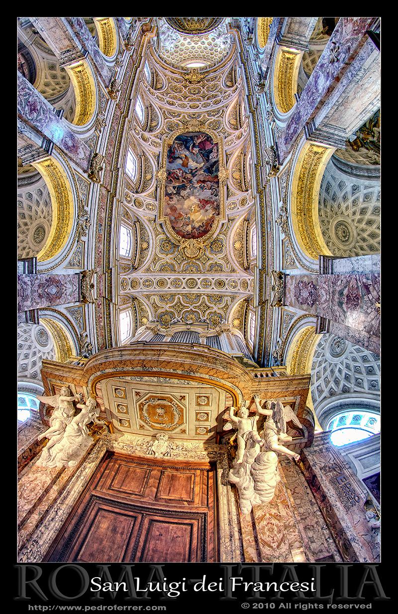 Roma - San Luigi dei Francesi