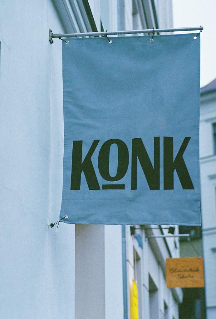 konk, berlin