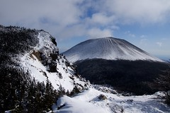Mt.Asama and Head of Toomi