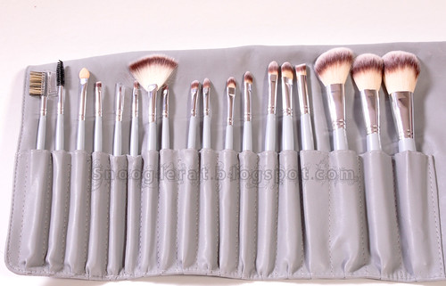BFTE Synthetic Brush Kit  4