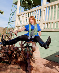 Typical Londa (Laveen Photography (aka cyclis451)) Tags: arizona goofy loving fun grey cabin friend az zane payson londa cyclist451 laveenphotography