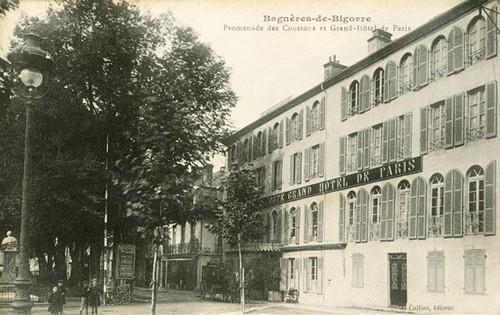COUSTOUS H PARIS