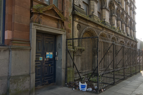 Belfast - Bank Of Ireland Chambers (Urban Decay)