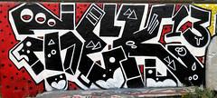 graffiti amsterdam (wojofoto) Tags: graffiti amsterdam nederland holland netherland wojofoto wolfgangjosten streetart ndsm tek13 tek