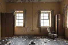 Asylum (Camera_Shy.) Tags: asylum old insane mental abandoned disused rotten decayed urban exploration tresspassing ue