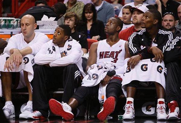 heat bench