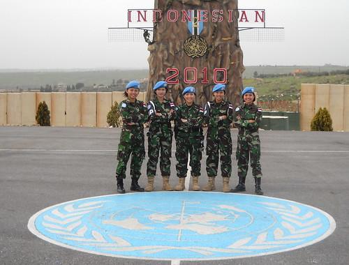 Wan TNI di UNIFIL 2010 17