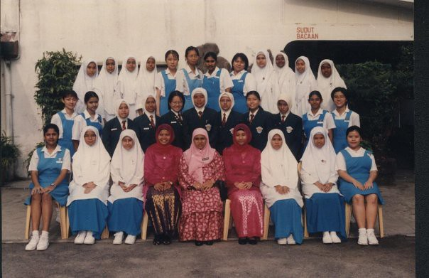 Form 4 Akas, Sultan Ibrahim Girl School