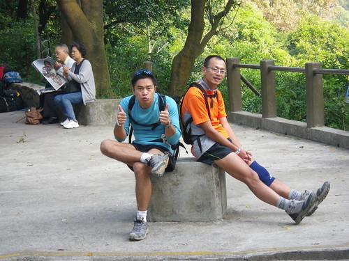 19-20/11/2010 Oxfam Trailwalker 100km