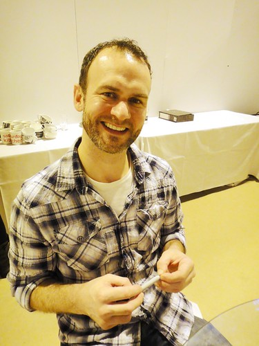 Glynn Purnell, Michelin starred chef of Purnell's Birmingham