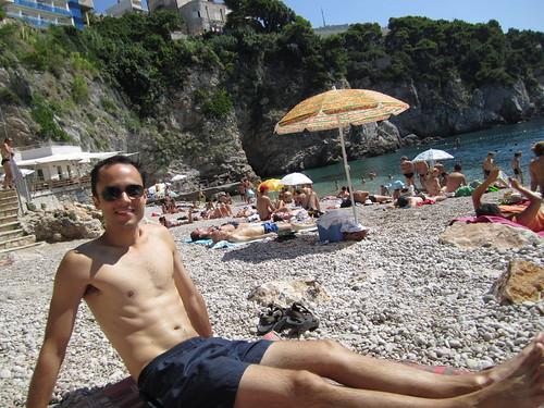 Dubrovnik 0284 beach JJD