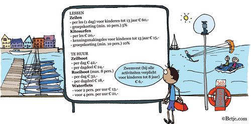 Illustraties rekenmethode