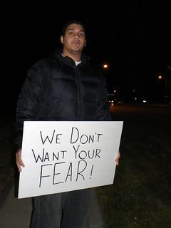 Anti-Torture Vigil - Week 28