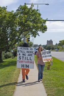 Anti-Torture Vigil - Week 22