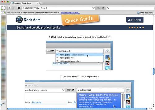 04-RockMelt-—-RockMelt-Quick-Guide