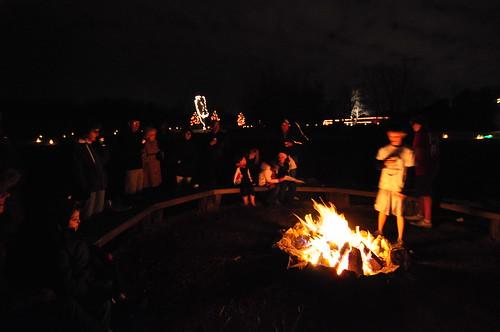 Bonfire and Carols