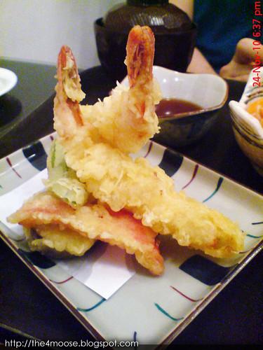 Dezato Dessert Bar - Assorted Tempura