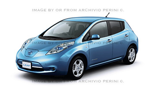 Nissan Leaf 2010 On Tour