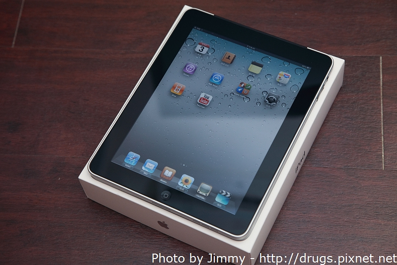 Apple iPad 3G WiFi 64G
