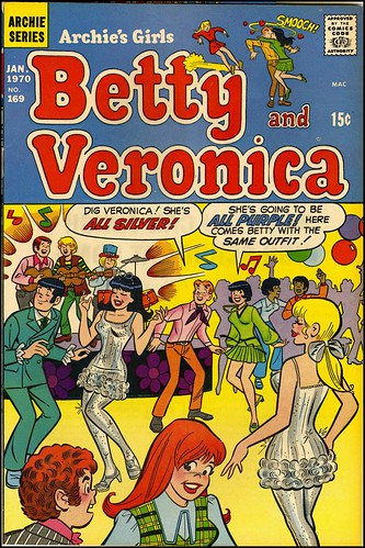 Betty and Veronica #169