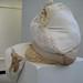 Sculpting a seated figure