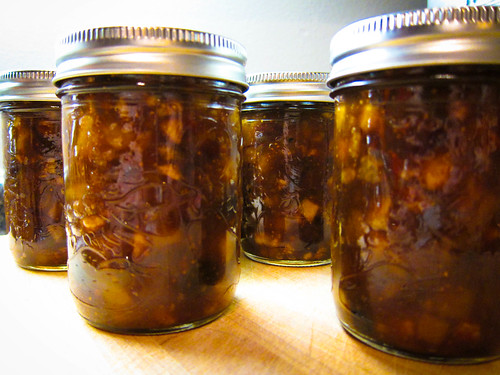 Dried Fruit Conserve