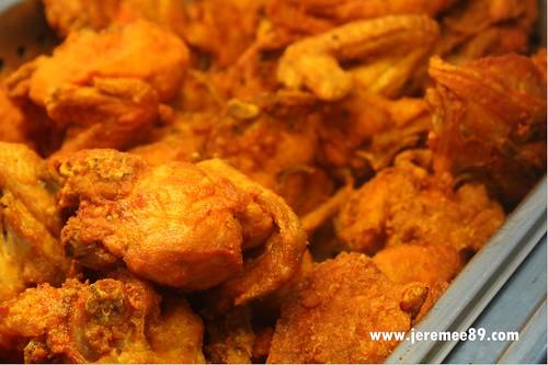 Tanjung Bungah Masjid Terapung Nasi Melayu - Chicken 2