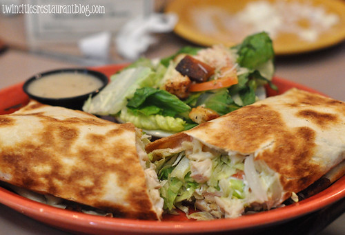 Chicken Gyro at Panino's ~ North Oaks