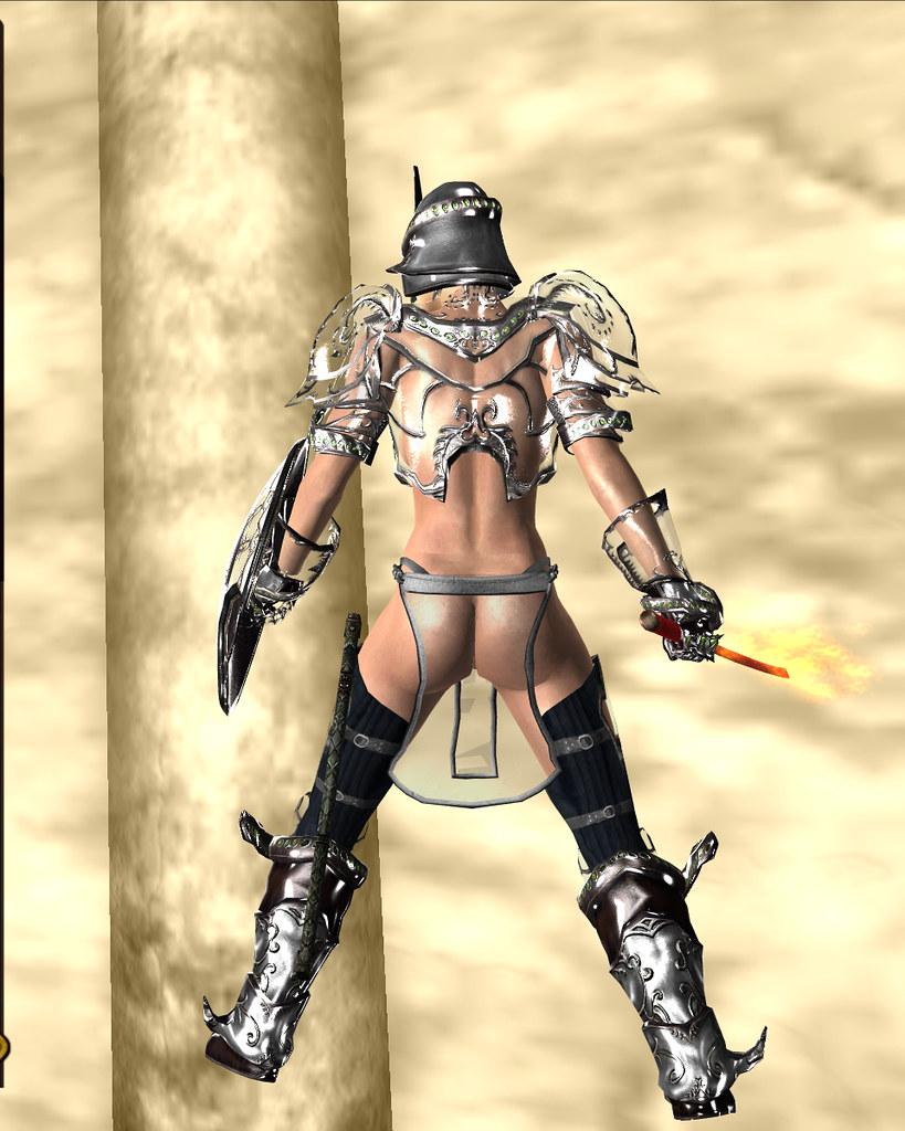 glass armor - crystal clear variant 03