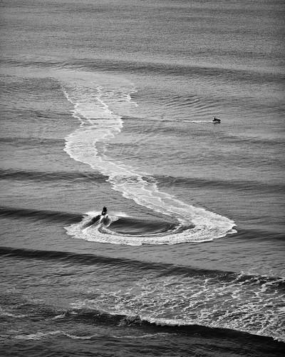 Jet Ski Surfers