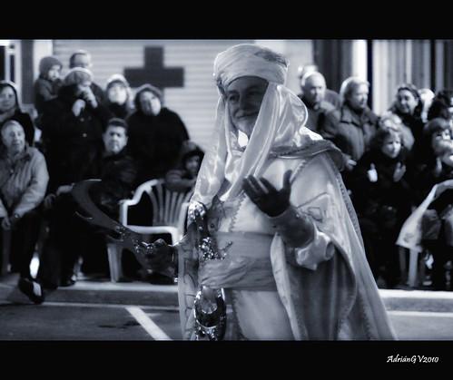 El moro i la creu by ADRIANGV2009