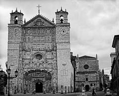 San Pablo (Fran Villalba) Tags: byn nikon iglesia valladolid turismo fachada sanpablo dominicos nikond60 cadenasdesangregorio franvillalba