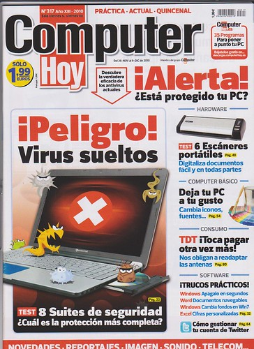 Portada Computer Hoy