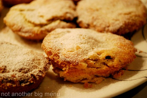 Christmas cookies and mince pies