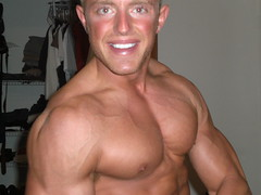 Increased vascularity (fittastic) Tags: man muscle tan bodybuilding anatomy