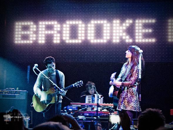 Brooke Fraser @ Venue