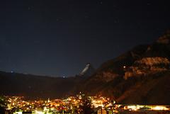 Matterhorn above Zermatt