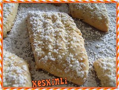 cevizli portakkalli un kurabiyesi