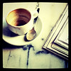 Coffee & news (Antonio Carrillo (Ancalop)) Tags: españa apple coffee café bar canon newspaper lomo lomography spain pub explore murcia miscellaneous iphone periódico puertolumbreras iphonegraphy iphoneography ancalop instagram