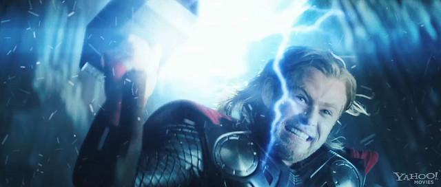 segundo trailer Thor