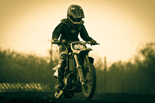 White Knuckle Ranch - Motocross at Sunset