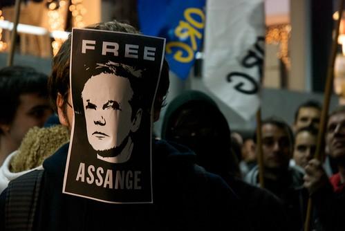 Julian Assange 2010