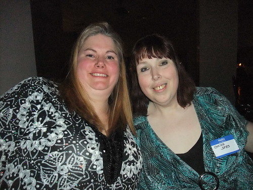 Me & Amy at MSHS '90 Reunion