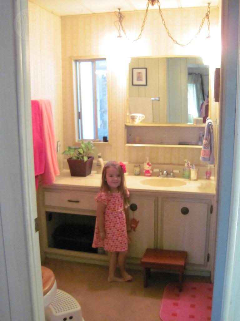 Bug's bathroom