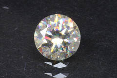 Synthetic Rutile After (Peter Torraca) Tags: before repair after gem gemstone rutile syntheticrutile