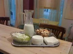 גבינות לבנות
