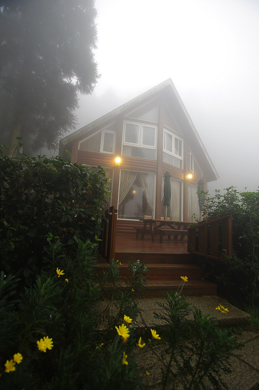 山上人家 觀霧 一日遊
